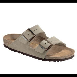 Never worn Birkenstock Sandals!